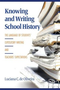 Baixar Knowing and writing school history: the language pdf, epub, eBook