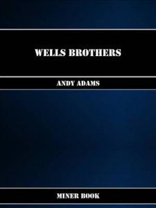 Baixar Wells brothers pdf, epub, ebook