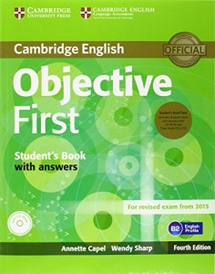 Baixar Objective first students book pack pdf, epub, eBook