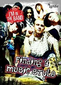 Baixar Finding a music style pdf, epub, eBook