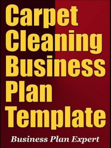 Baixar Carpet cleaning business plan template pdf, epub, eBook