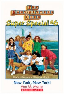Baixar Baby-sitters club super special #6: new pdf, epub, eBook