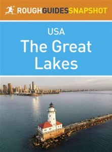 Baixar Great lakes rough guides snapshot usa pdf, epub, ebook