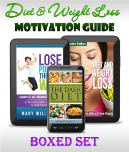Baixar Diet and weight loss motivation guide (boxed set) pdf, epub, ebook