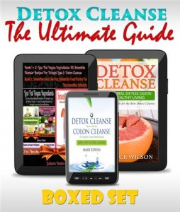 Baixar Detox cleanse: the ultimate guide on the pdf, epub, ebook