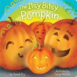 Baixar Itsy bitsy pumpkin, the pdf, epub, eBook