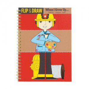 Baixar When i grow up flip & draw pdf, epub, eBook