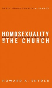 Baixar Homosexuality and the church: defining issue or pdf, epub, eBook