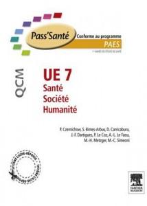 Baixar Ue 7 – sante – societe – humanite – qcm pdf, epub, eBook