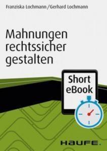 Baixar Mahnungen rechtssicher gestalten pdf, epub, ebook