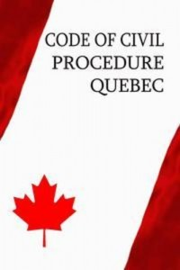 Baixar Code of civil procedure quebec pdf, epub, eBook