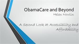 Baixar Obamacare and beyond pdf, epub, eBook