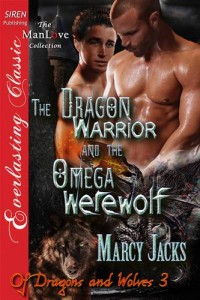 Baixar Dragon warrior and the omega werewolf, the pdf, epub, eBook