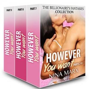 Baixar However you want (the billionaire's fantasies pdf, epub, ebook