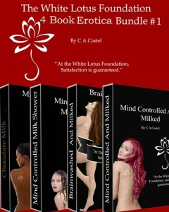 Baixar White lotus foundation 4 book erotica bundle pdf, epub, ebook