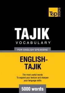 Baixar Tajik vocabulary for english speakers – 5000 pdf, epub, ebook