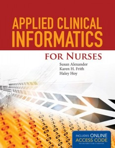 Baixar Applied clinical informatics for nurses pdf, epub, eBook