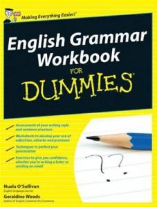 Baixar English grammar workbook for dummies pdf, epub, ebook