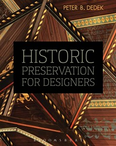 Baixar Historic preservation for designers pdf, epub, ebook