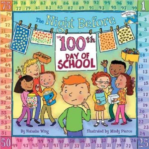 Baixar Night before the 100th day of school pdf, epub, ebook