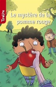 Baixar Mystere de la pomme rouge, le pdf, epub, eBook