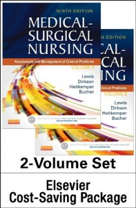 Baixar Medical-surgical nursing two volume text + study pdf, epub, eBook