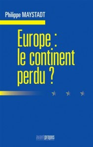 Baixar Europe : le continent perdu pdf, epub, ebook