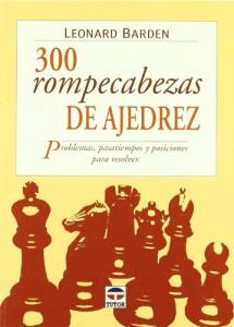 Baixar 300 rompecabezas de ajedrez pdf, epub, ebook