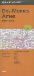 Baixar Rand mcnally des moines/ames, ia street map pdf, epub, eBook