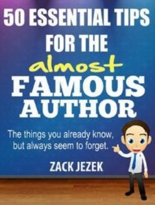 Baixar 50 essential tips for the almost famous author: pdf, epub, eBook