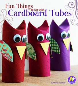 Baixar Fun things to do with cardboard tubes pdf, epub, eBook