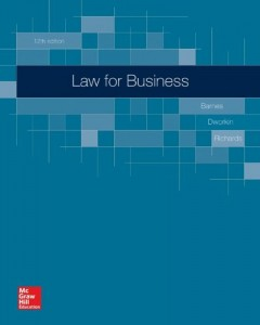 Baixar Law for business pdf, epub, eBook