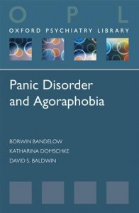 Baixar Panic disorder and agoraphobia pdf, epub, ebook