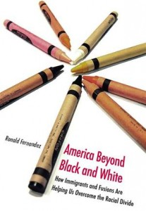 Baixar America beyond black and white: how immigrants pdf, epub, ebook