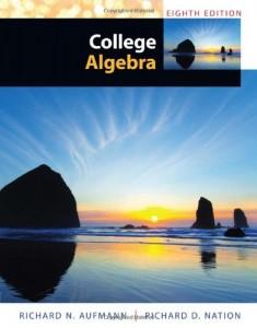 Baixar College algebra pdf, epub, eBook