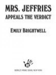 Baixar Mrs. jeffries appeals the verdict pdf, epub, ebook