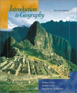 Baixar Introduction to geography pdf, epub, ebook
