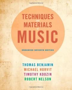 Baixar Techniques and materials of music pdf, epub, eBook