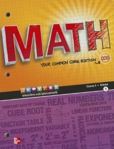 Baixar Math course 3 – your common core edition pdf, epub, eBook