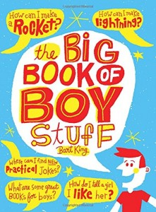 Baixar Big book of boy stuff, the pdf, epub, ebook