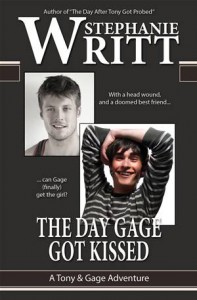 Baixar Day gage got kissed, the pdf, epub, ebook