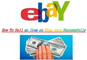 Baixar How to sell an item on ebay very successfully? pdf, epub, eBook