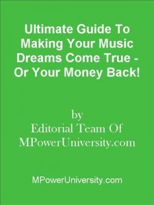 Baixar Ultimate guide to making your music dreams come pdf, epub, ebook