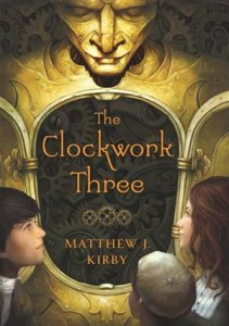 Baixar Clockwork three, the pdf, epub, eBook
