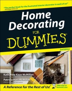 Baixar Home decorating for dummies pdf, epub, ebook