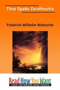 Baixar Thus spake zarathustra pdf, epub, ebook
