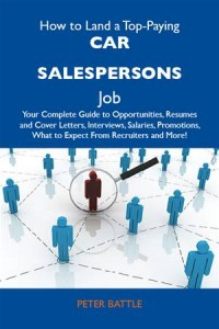 Baixar How to land a top-paying car salespersons job: pdf, epub, eBook