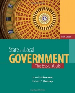 Baixar State and local government pdf, epub, ebook