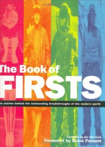 Baixar Book of firsts – the stories behind pdf, epub, ebook