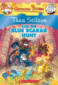 Baixar Thea stilton #11: thea stilton and the blue pdf, epub, ebook